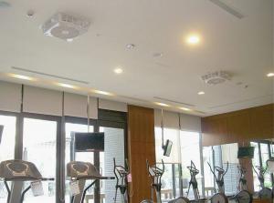 Plafond ventilator plug & play