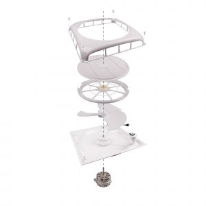 Plafonfventilator Ceilingflow